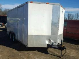 Salvage DIAM TRAILER